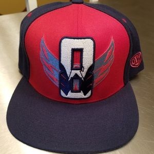 Washington Capitals Alex Ovechkin #8 SnapBack Cap